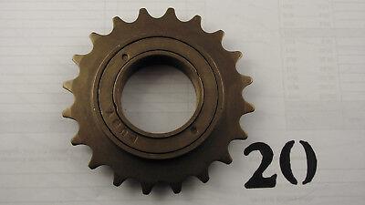 Freilauf Zahnkranz 20 Zähne SAXONETTE 1A Qualität germany free wheel