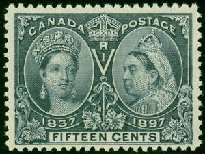 58-15c-Jubilee-Amazingly-FRESH-NH-Mint-Single