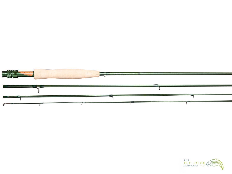 Marryat Tactical Fly Rod 9ft   Super Rods, Superb Action