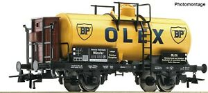 Roco-HO-76301-Freight-Tank-car-BP-DRG
