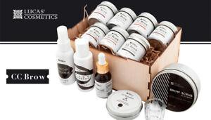 Cc Brow Sopracciglia permanenti colorazione dei prodotti: Henné (S), sfumature, preparazioni, PRIMER