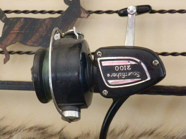 Vintage Sportfisher 2100 Fishing reel