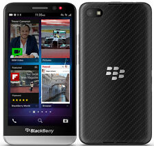 "BLACKBERRY Z30 BLACK 2GB RAM 16GB ROM 5.0"" SCREEN 8MP CAMERA SMARTPHONE + GIFTS"