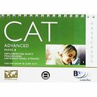 CAT - 8 Implementing Audit Procedures (INT): Passcards by BPP Learning Media (Spiral bound, 2010)