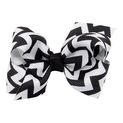 Toddler Kids Girl Baby Bow Hair Clips Hairpin Princess Hair Accessories Headwear