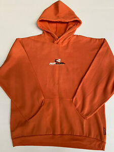 VINTAGE-90s-Ripcurl-Hoodie-Spell-Out-Jumper-Australian-Surfwear-Made-In-Aus-L