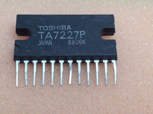 TA7227P  Toshiba  SIP12  NOS  #BP 1 pc