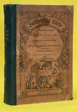 KATHARINA PRATO,DIE SÜDDEUTSCHE KÜCHE,6.AUFLAGE,GRATZ,1867,RAR