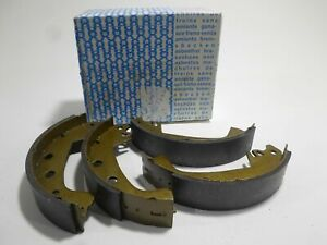 Set 4 Brake Shoes Shoe Dex Peugeot 204 304 RENAULT 4 5 6 Rodeo 6