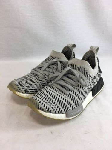 Adidas Aux Gris 3 6 Noir Chaussures Boost Bandes Sneakers Primeknit Hommes Athletic gr7gyc