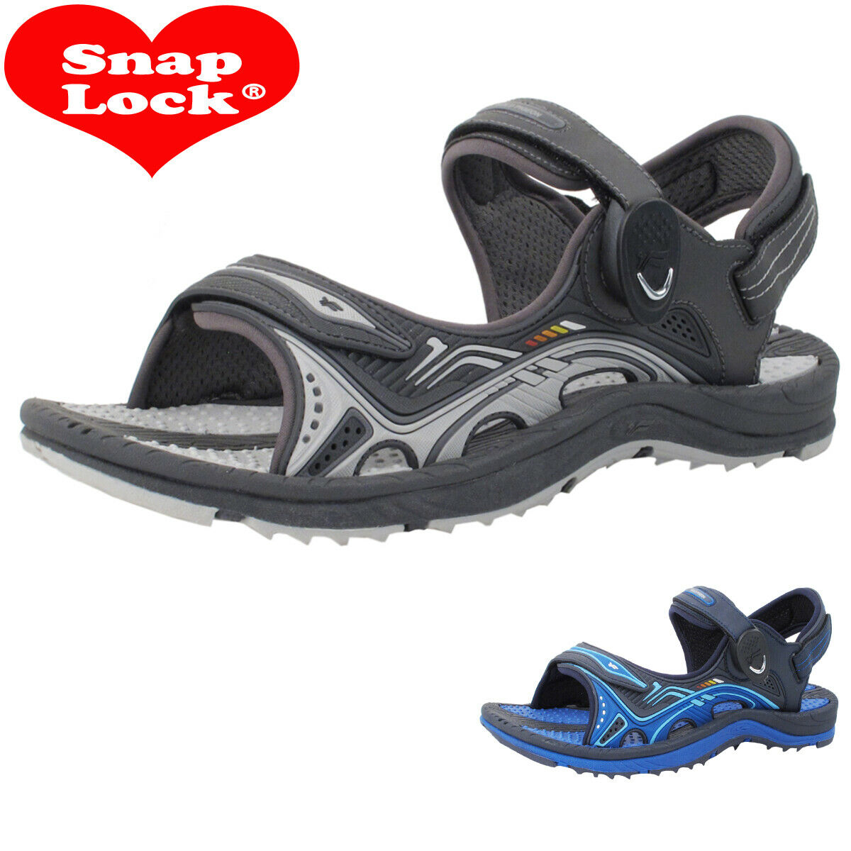 Comfort Cushion Arch Support Sandals for Men & Women by Gold Pigeon Shoes