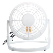 3X Mini ventilateur USB portable bureau Ordinateur pc portable silencieux Cou AC