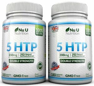 5HTP-200-mg-Suplemento-2-frascos-de-360-comprimidos-de-100-de-garantia-de-devolucion-de-dinero-por