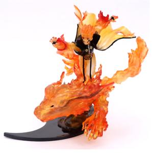 Anime-Naruto-Shippuden-Kyuubi-Uzumaki-Naruto-PVC-Action-Figure-Figurine-Toy-Gift