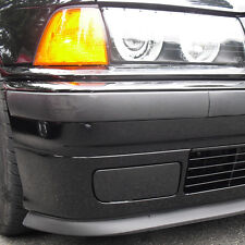 Universal Front Lip Splitter Chin Spoiler Body Trim E34 E39 E60 F10 E63 E64 BMW