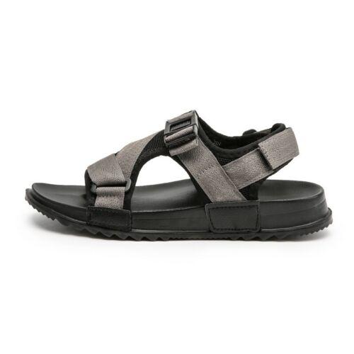 Men/'s Breathable Slingback Open Toe Beach Leisure Flat Sandals Shoes Eur 36-45