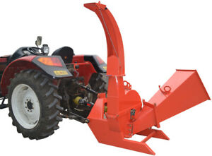 New Pto Tractor Driven 3 Point Bx62s Wood Chipper Shredder 6 5 Quot X 10 Quot Capacity Ebay