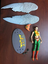 DC DIRECT HAWKGIRL loose action figure from JSA Line w/ stand Justice Society