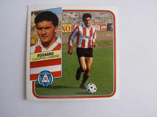 """EDICIONES ESTE - CD LOGROÑES ROSAGRO 89//90 /""""LEER/"""""""