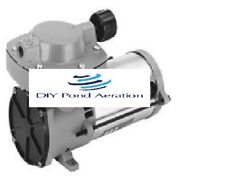 New Thomas 12v Solar Piston Compressor Aeration Fish Pond Lake Pump Stock Tank