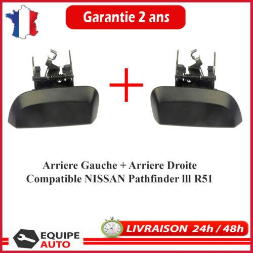 Droite Nissan Pathfinder 2004-2012 = 82607-EA502 POIGNEE Porte ARRIERE Gauche