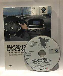 Authentic Bmw X3 X5 E53 Z4 Navigation Dvd Cd 322 West