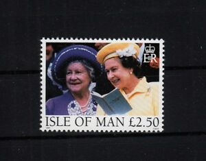 Industrieux 104484/isle Of Man 1998-mi 785-elisabeth Ii. U. Queen Maman - **