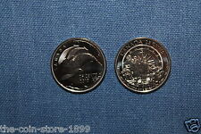 2 x 25 Cent Kanada 2013  100th Anniversary of the Canadian Arctic Expedition