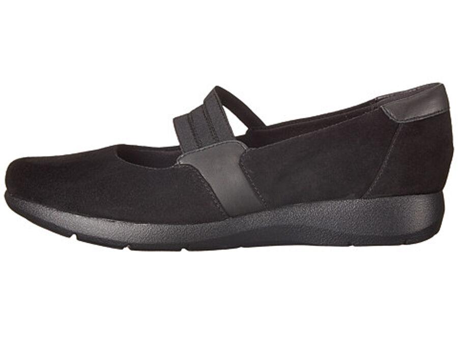 Nuevos Zapatos Clarks Idella Cate Gamuza Mujer Mujer Mujer Talla 8  Mercancía de alta calidad y servicio conveniente y honesto.