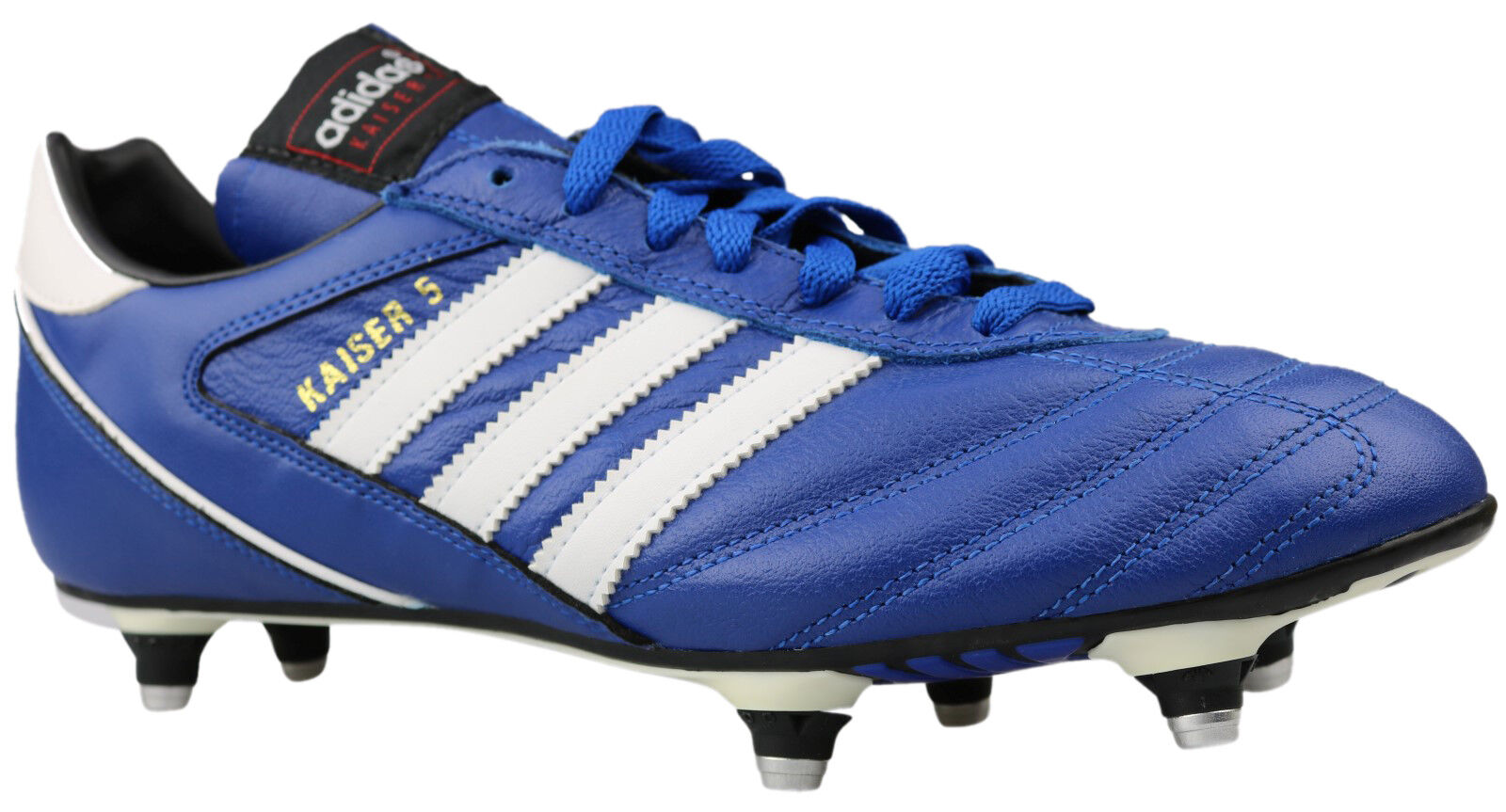 Adidas Kaiser 5 Cup Fußballschuhe Leder Stollen B34259 blau Gr. 42 NEU & OVP  | Zu einem niedrigeren Preis