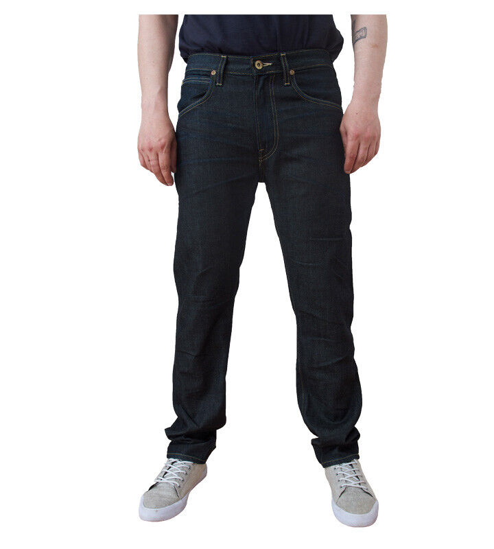 Lee Cash Jaybird Tapered Jeans bluee Label