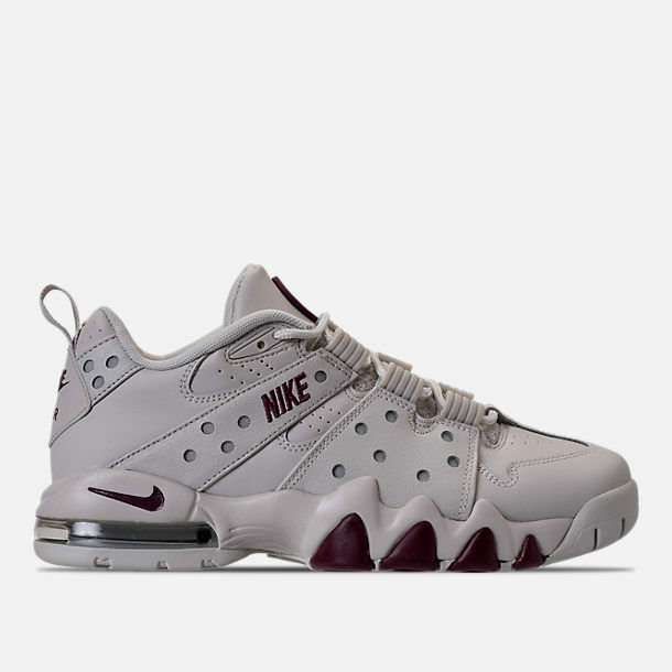 138fa4b5745c Nike Air Max2 CB 94 Low Charles Barkley Light Bone Bordeaux 917752-004 NWOB