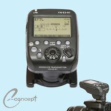YONGNUO Flash Transmitter YN-E3-RT as ST-E3-RT for YN600EX-RT & Canon 600EX-RT