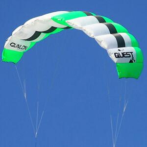 3sqm-Dual-Line-Traction-Powerkites-Trainer-Kite-Beginner-Surfing-Landboarding