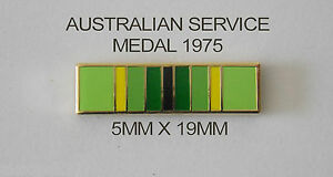 AUSTRALIAN-SERVICE-MEDAL-1975-RIBBON-BAR-5MM-X-19MM-ENAMEL-amp-NICKEL-PLATED