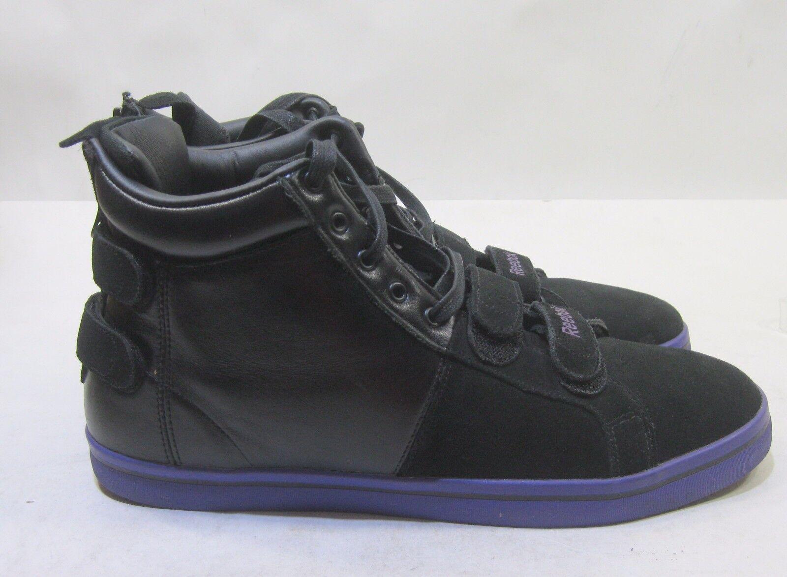 Reebok originales Hi Top y Negro j22865 zapatos comodos y Top hermosos moda barato 842aab