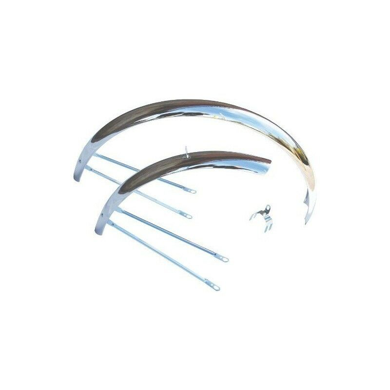 Wald 952 24  Mw Fenders Chrome