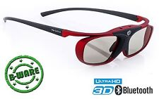 3D aktive shutter Brille für Samsung, Sharp & Sony TV´s Bj. 2013-2016 | B-Ware