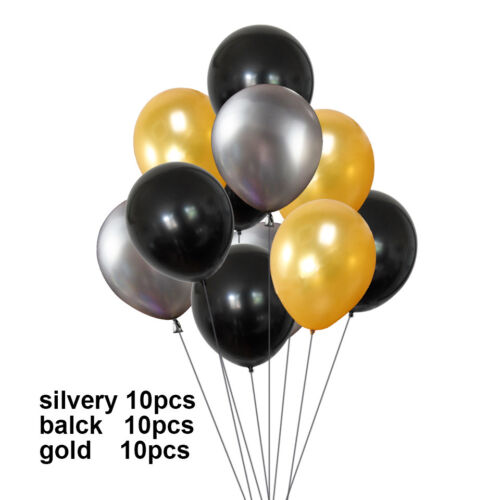 DIYHouse® Colorful Baby Shower Air Balloons Wedding Happy Birthday Party