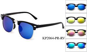 Colorful-Classic-Polarized-Kids-Sunglasses-Boys-Girls-Children-Toddler-UV-100
