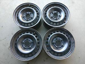 4-x-Kromag-BMW-6J-x-15H2-5x120-IS42-ET42-KBA-43737-2150309-E36-3er-STAHLFELGEN