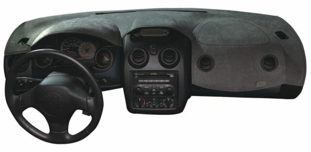 Mazda SUEDE Dash Cover - Custom Fit - DashMat SuedeMat - 4 Colors CoverCraft