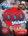 Disney Cars 1000 Stickers by Parragon (Paperback, 2014)