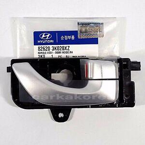 826203k020xz Front Inside Door Handle Right Rh For Hyundai Sonata 2005 2008 Ebay