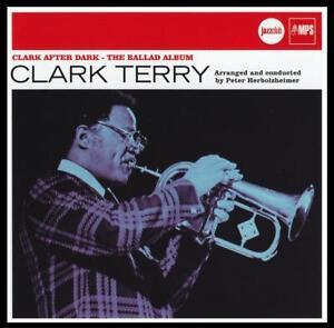CLARK-TERRY-CLARK-AFTER-DARK-THE-BALLAD-ALBUM-D-Remastered-CD-JAZZ-NEW