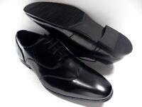 Chaussures Zy Noir Pour Homme Taille 42 Garcon Costume De Mariage Neuf 2221 01