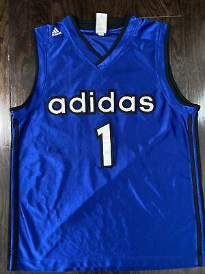 Vintage 2002 Adidas T-Mac Tracy McGrady #1 Jersey Blue Black Large Orlando Magic | eBay