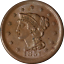 thumbnail 1 - 1851 Large Cent Nice Unc Great Eye Appeal Strong Strike