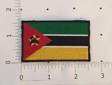 Mozambique Flag Patch