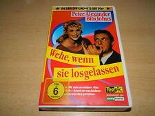 Wehe wenn sie losgelassen - Peter Alexander - Bibi Jones - Toppic Klassiker VHS